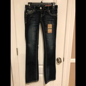 Denim - Amythyst Bootcut Size 1 Regular